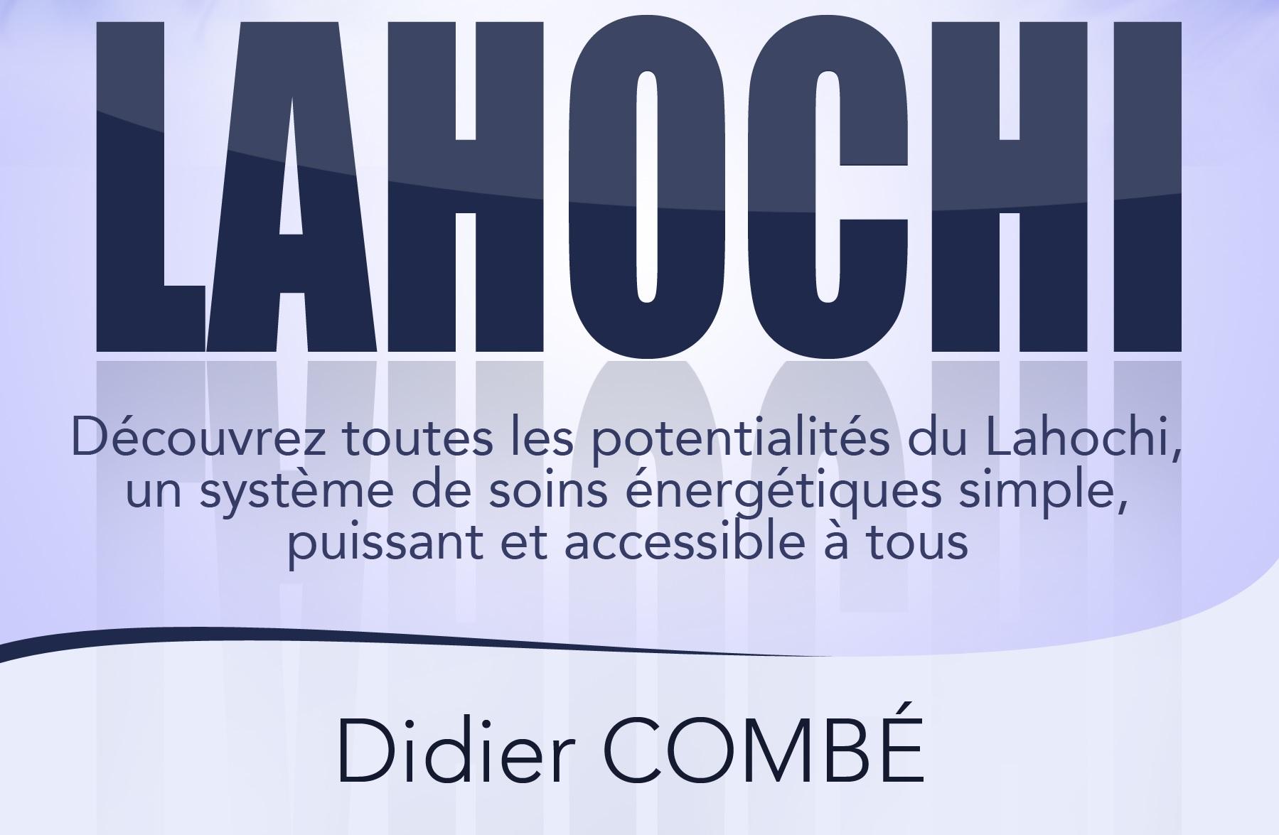 Lahochi – Le livre